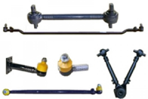 Rods and ball-joints