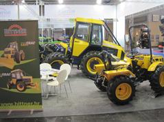 Hittner traktori