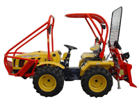 Agricultural-forest tractor Ecotrac 40