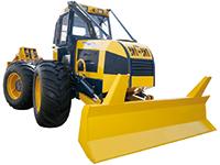 Skidder Ecotrac 120 V