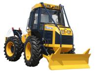 Tracteur forestier 55 V