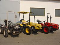 Poljoprivredni traktori - Dodatna oprema